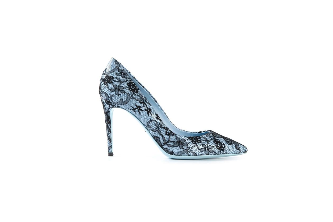scarpe da sposa: dolce&gabbana