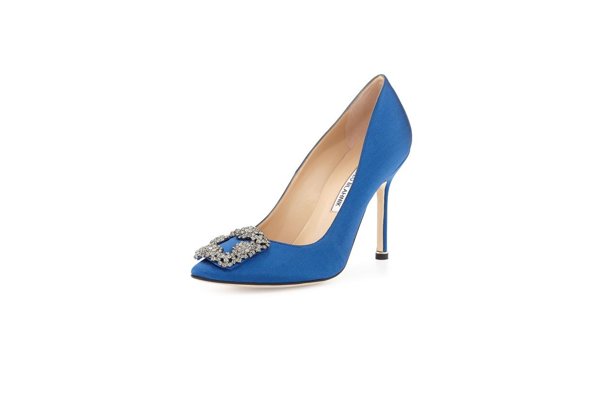 scarpe da sposa: manolo blahnik