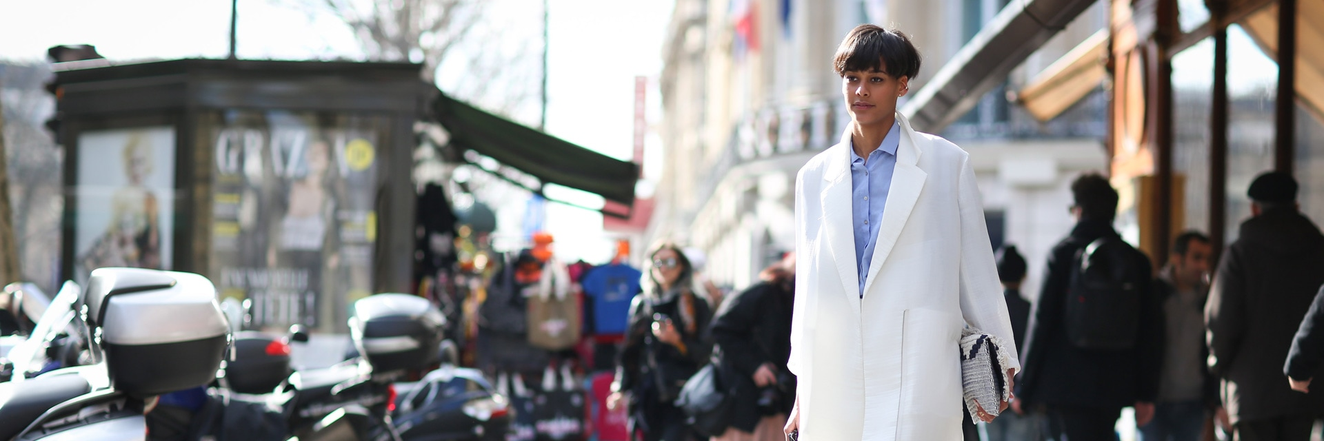 Paris Fashion Week street style: tutti i look
