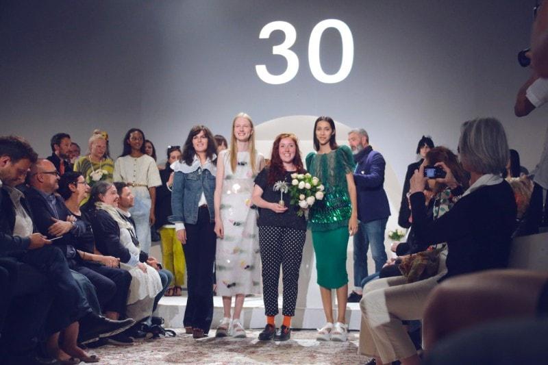 01 30th International Festival of Fashion & Photography in Hyères Closing Ceremony at Villa Noailles Virginie Viard Wieke Sinnige 1