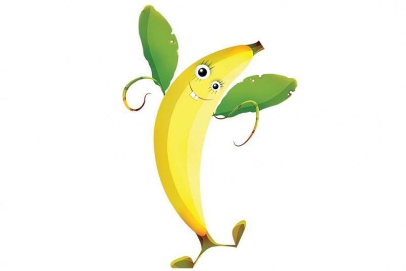 3 Banana