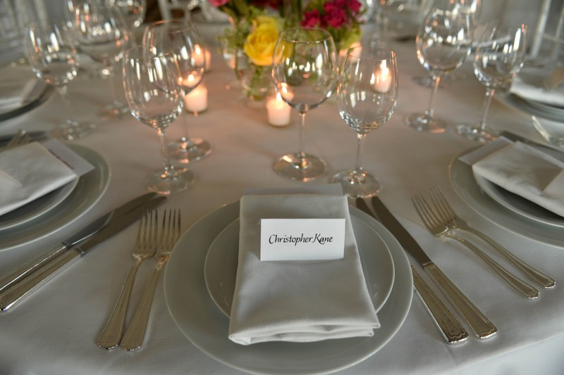 A10 Place Setting