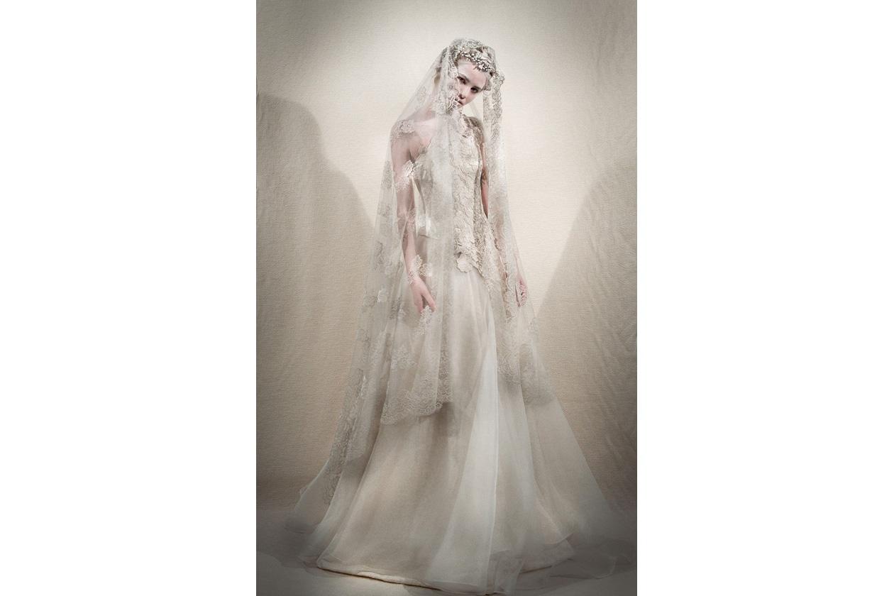 Abiti da sposa in stile bohémien