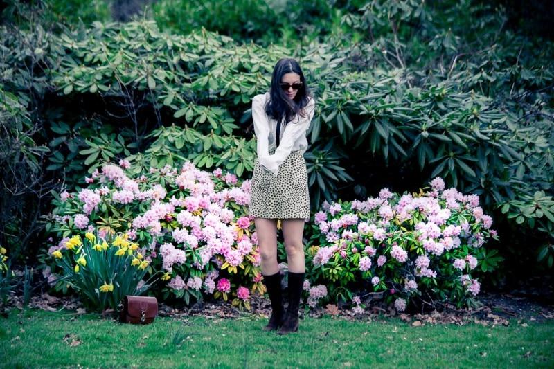 AndreeaBogdan by Sara Reverberi for GRAZIA 14