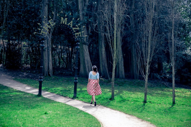 AndreeaBogdan by Sara Reverberi for GRAZIA 4