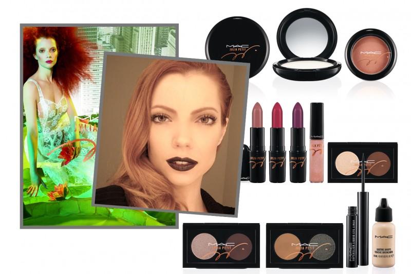 Beauty guru YouTube: Julia Petit MAC