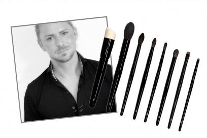 Beauty guru YouTube: Wayne Goss Brushes