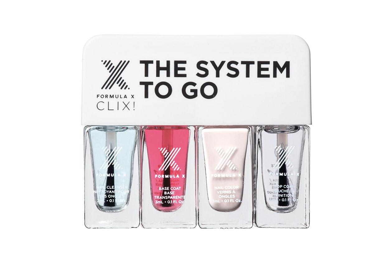 Beauty kit da festival: Formula X The System To Go