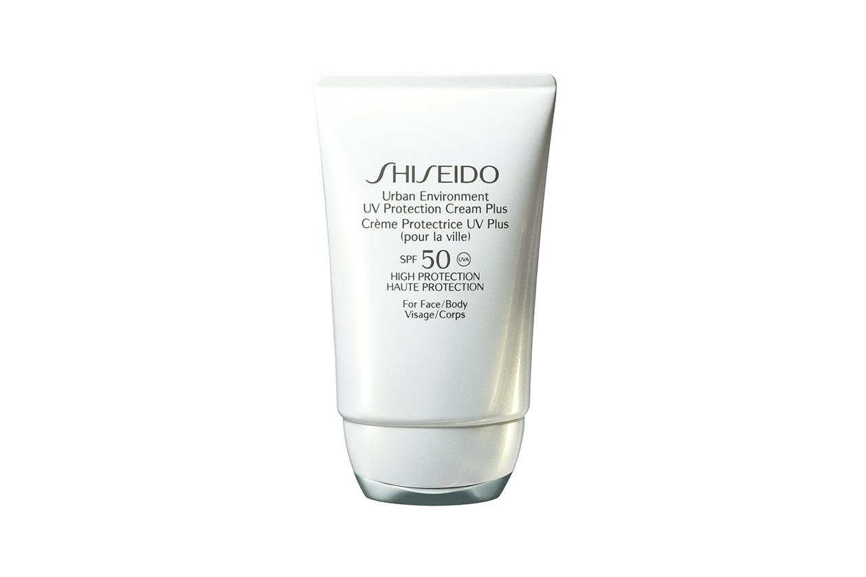 Beauty kit da festival: Shiseido Urban Environment UV Protection Cream Plus
