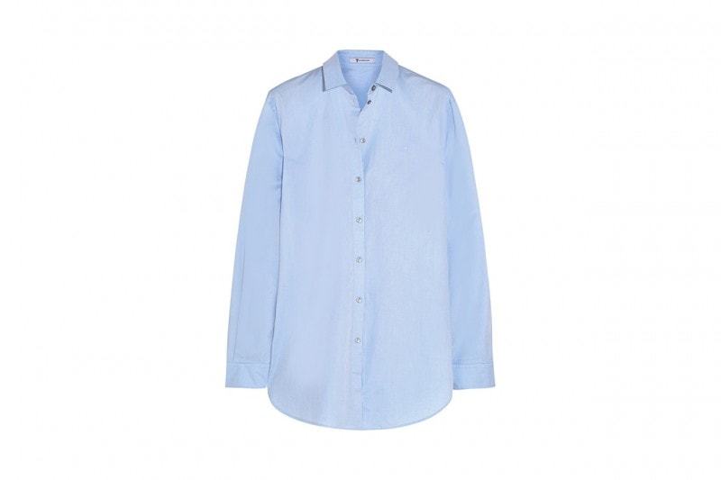 CAMICIA: T BY ALEXANDER WANG
