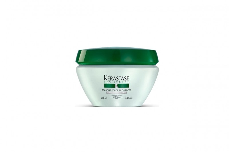 CAPELLI DECOLORATI: COME CURARLI – Kérastase Masque Force Architecte