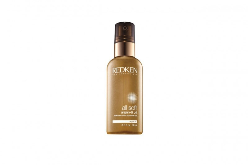 CAPELLI DECOLORATI: COME CURARLI – Redken All Soft Argan 6 Oil