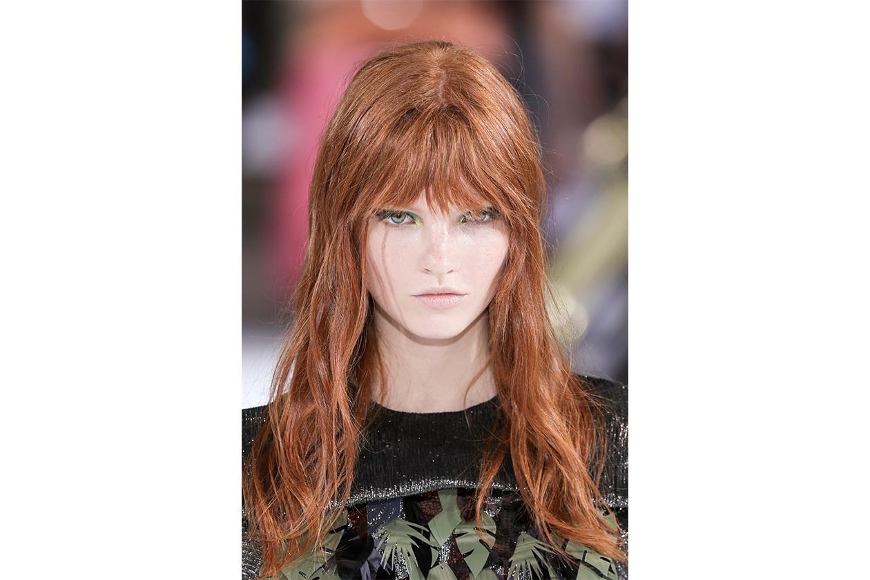 Capelli rossi e occhi verdi: il trucco ideale – OCCHI