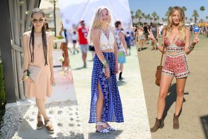 Coachella 2015: i 10 look più hot dallo street style
