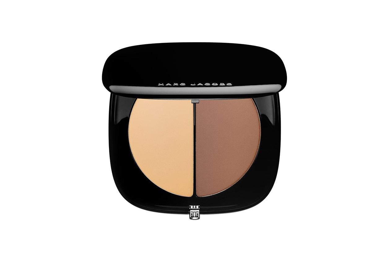Contouring viso: Marc Jacobs #InstaMarc Light Filtering Contour Powder