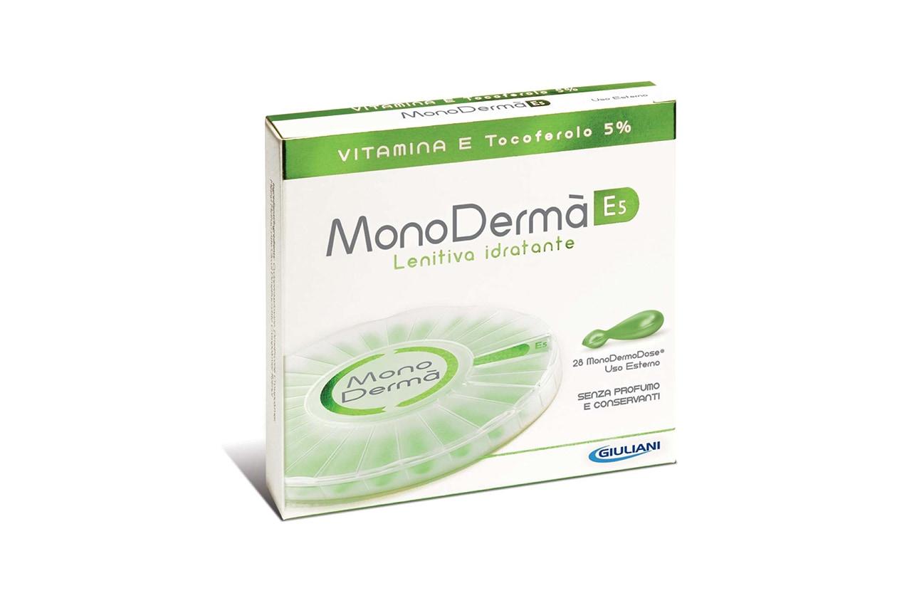Creme corpo idratanti: Monodermà E5 Lenitiva Idratante