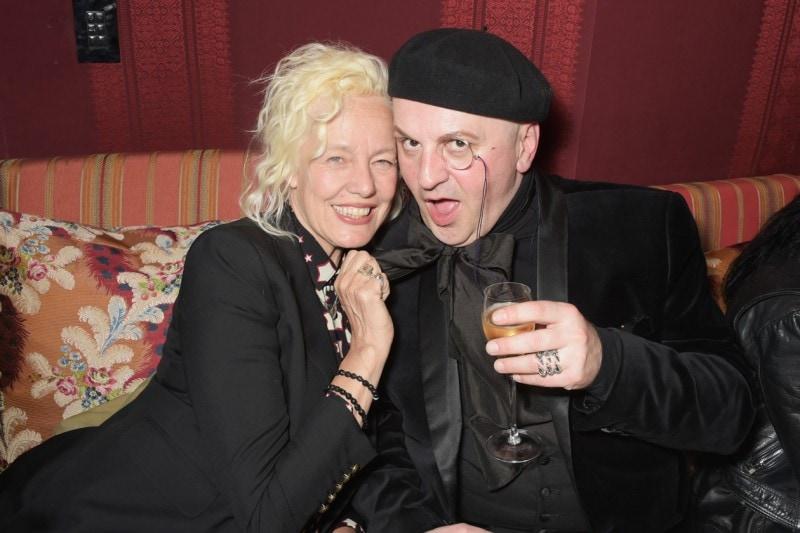 Elle Von Unwerth and Sascha Lilic