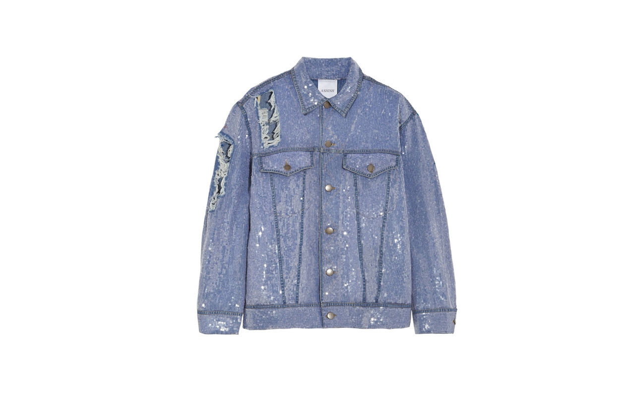 GIACCA IN JEANS: ASHISH