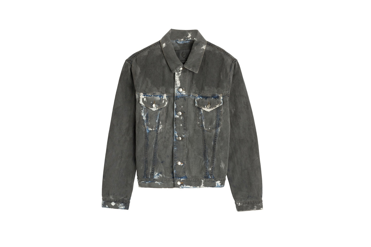 GIACCA IN JEANS: mcq alexander mcqueen