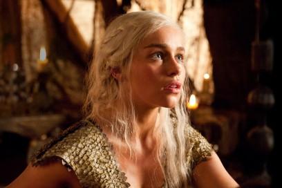 Game of Thrones hairstyle: Daenerys Targaryen