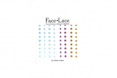 HIPPIE CHIC MAKE UP: FACE LACE BEAUTY SPARKS