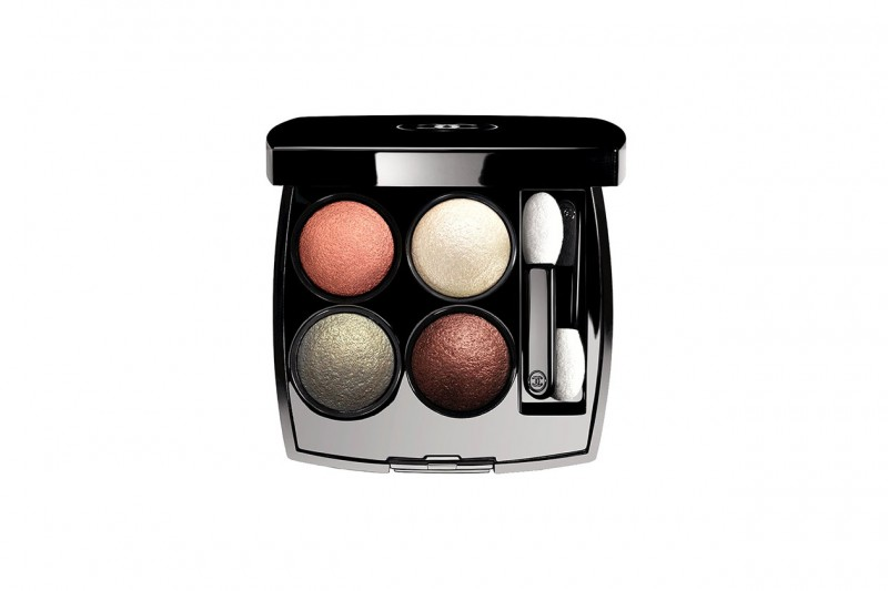 HIPPIE CHIC MAKE UP: LES 4 OMBRES MULTI-EFFECT QUADRA EYESHADOW DI CHANEL