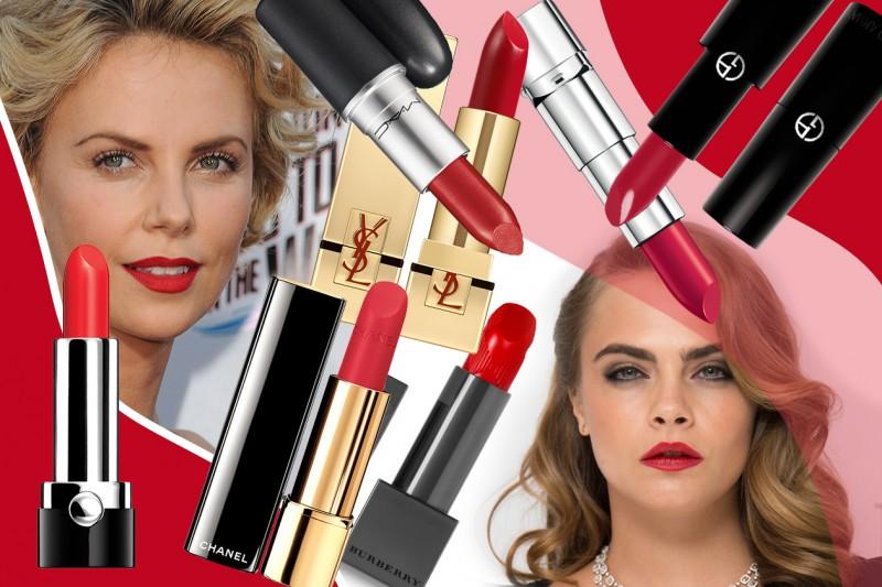 I migliori rossetti rossi da red carpet: scopriteli con la selezione di Grazia.it