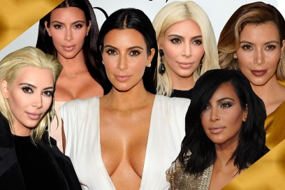 Kim Kardashian trucco: i make up più belli selezionati da Grazia.it