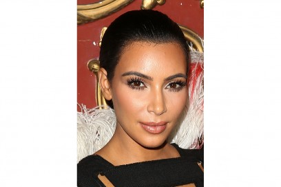 Kim Kardashian trucco: il contouring