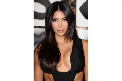 Kim Kardashian trucco: punti luce per lo sguardo
