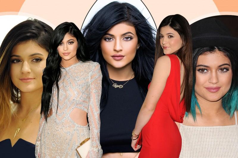 Kylie Jenner capelli: tutti gli hairstyle della piccola Kardashian