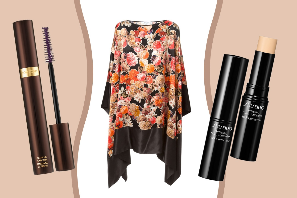 LOOK FLOREALE VINTAGE: COME TRUCCARSI – Givenchy