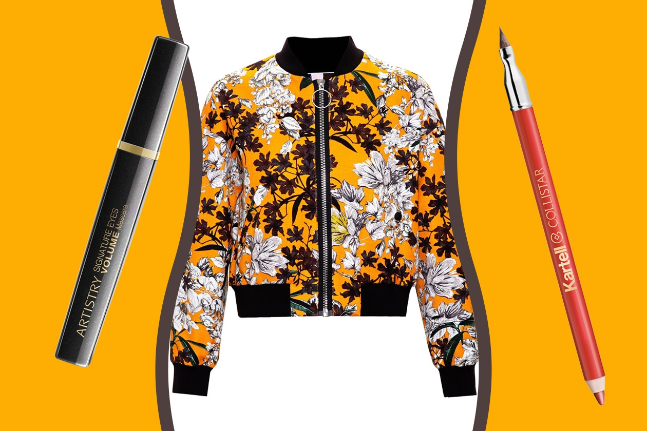 LOOK FLOREALE VINTAGE: COME TRUCCARSI – MSGM
