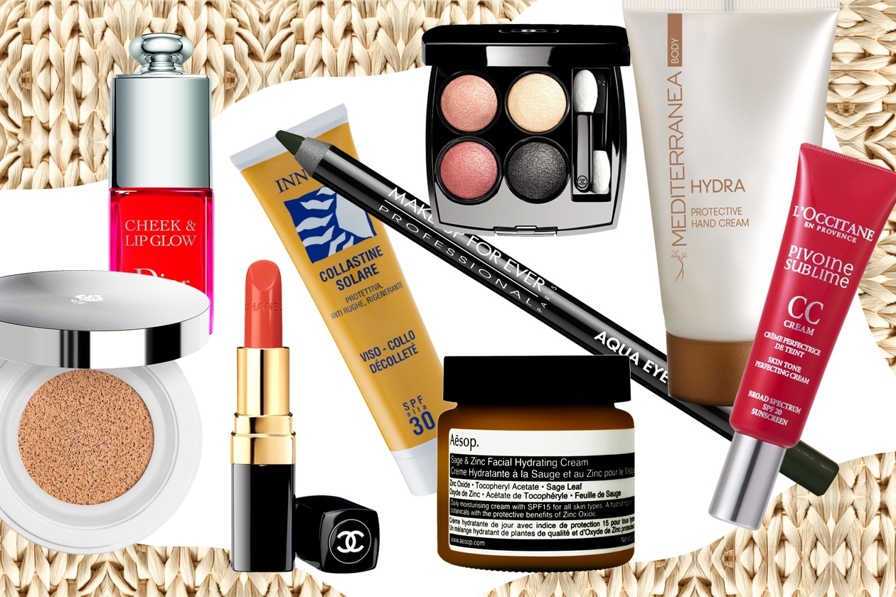 La beauty bag per il weekend fuori porta: scoprite cosa mettere in valigia con la selezione di Grazia.it