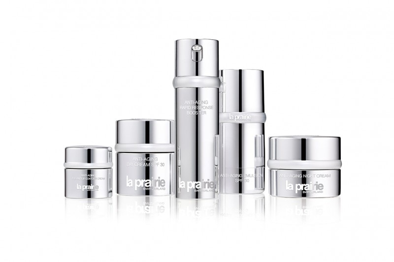 Le nuove creme antiage: Anti Aging Collection di La Prairie