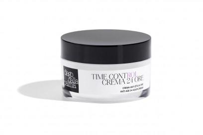 Le nuove creme antiage: Time Control crema 24ore di Diego Dalla Palma