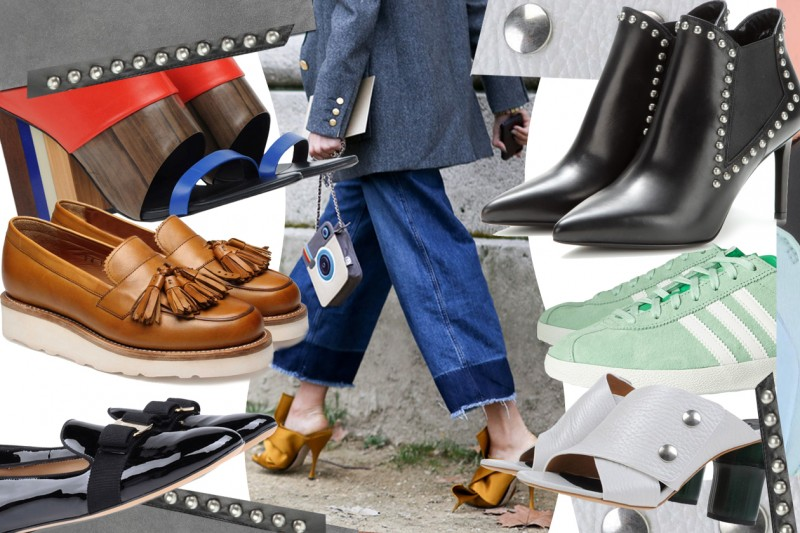 Le scarpe da abbinare ai pantaloni cropped