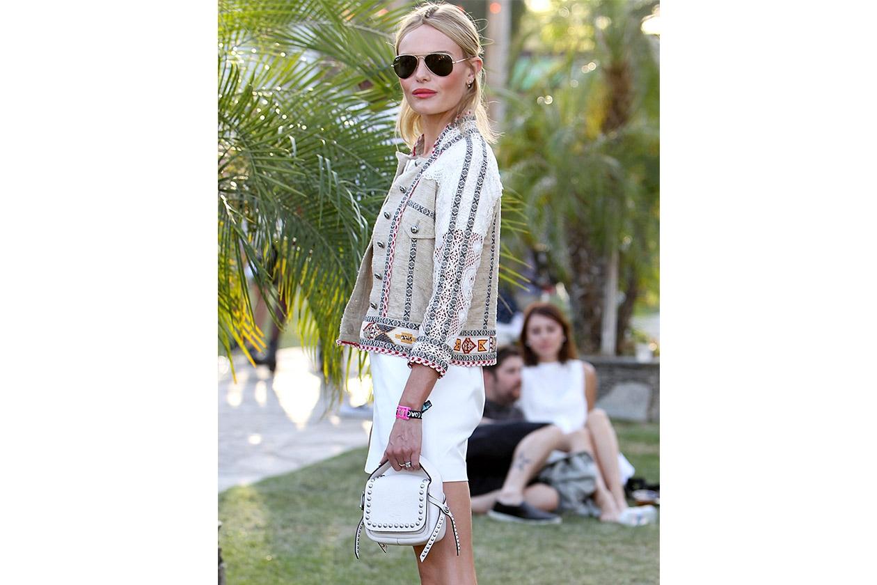 Look capelli Coachella 2015: Kate Bosworth