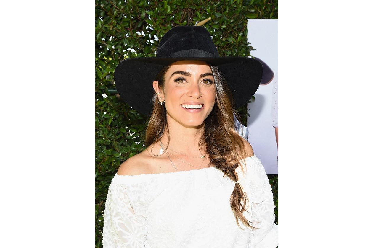 Look capelli Coachella 2015: Nikki Reed