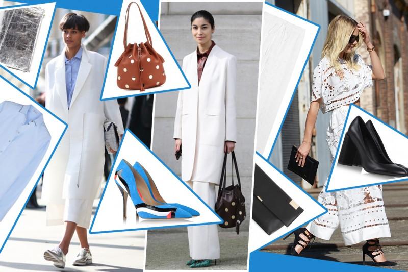 Look total white: i consigli su come indossarlo