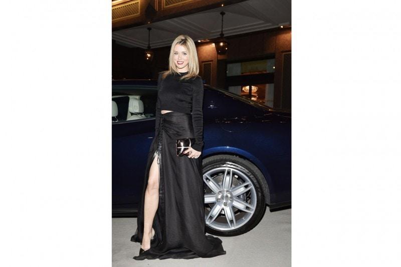 Maserati al Gran Galà Milano Charity Elena Barolo