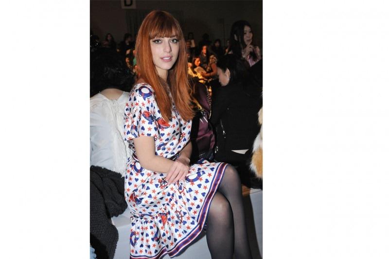 Miriam leone: In look sbarazzino