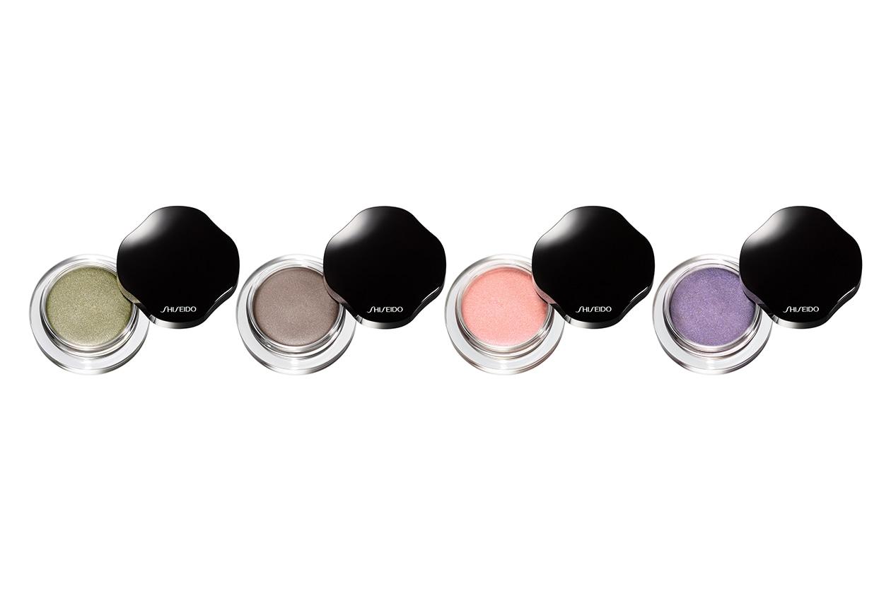 OMBRETTI IN CREMA: Shiseido Shimmering Cream Eye Color