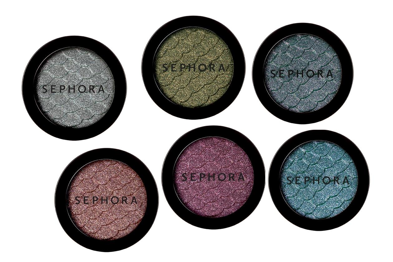 OMBRETTI MONO: Sephora Mermaid Effect Colorful Mono Duo Chrome