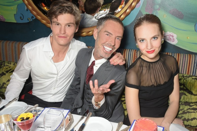 Oliver Cheshire Dean Caten and Petra Palumbo