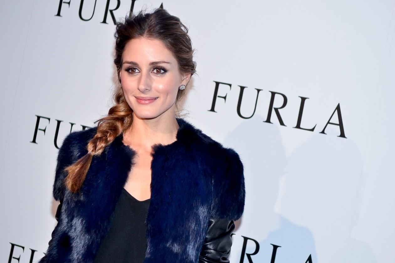 Olivia Palermo capelli: treccia laterale