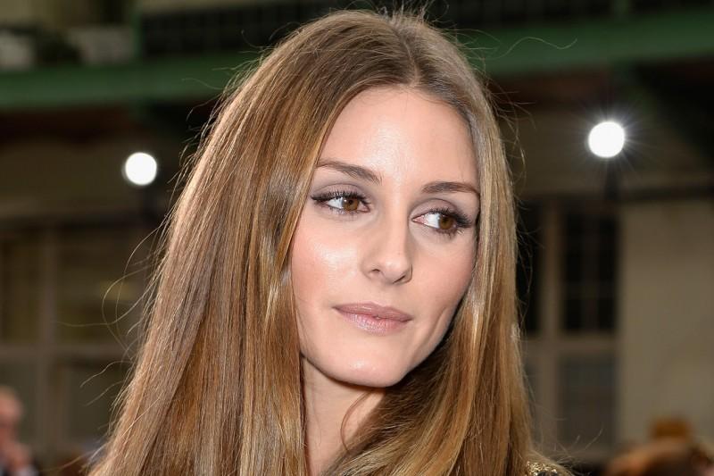 Olivia Palermo trucco: soft nude
