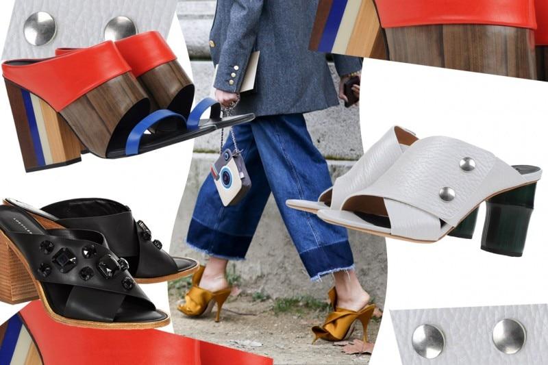 Le scarpe da abbinare ai pantaloni cropped - Grazia.it 0d71e8c043f