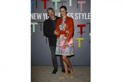 Philippe and Jasmine Starck