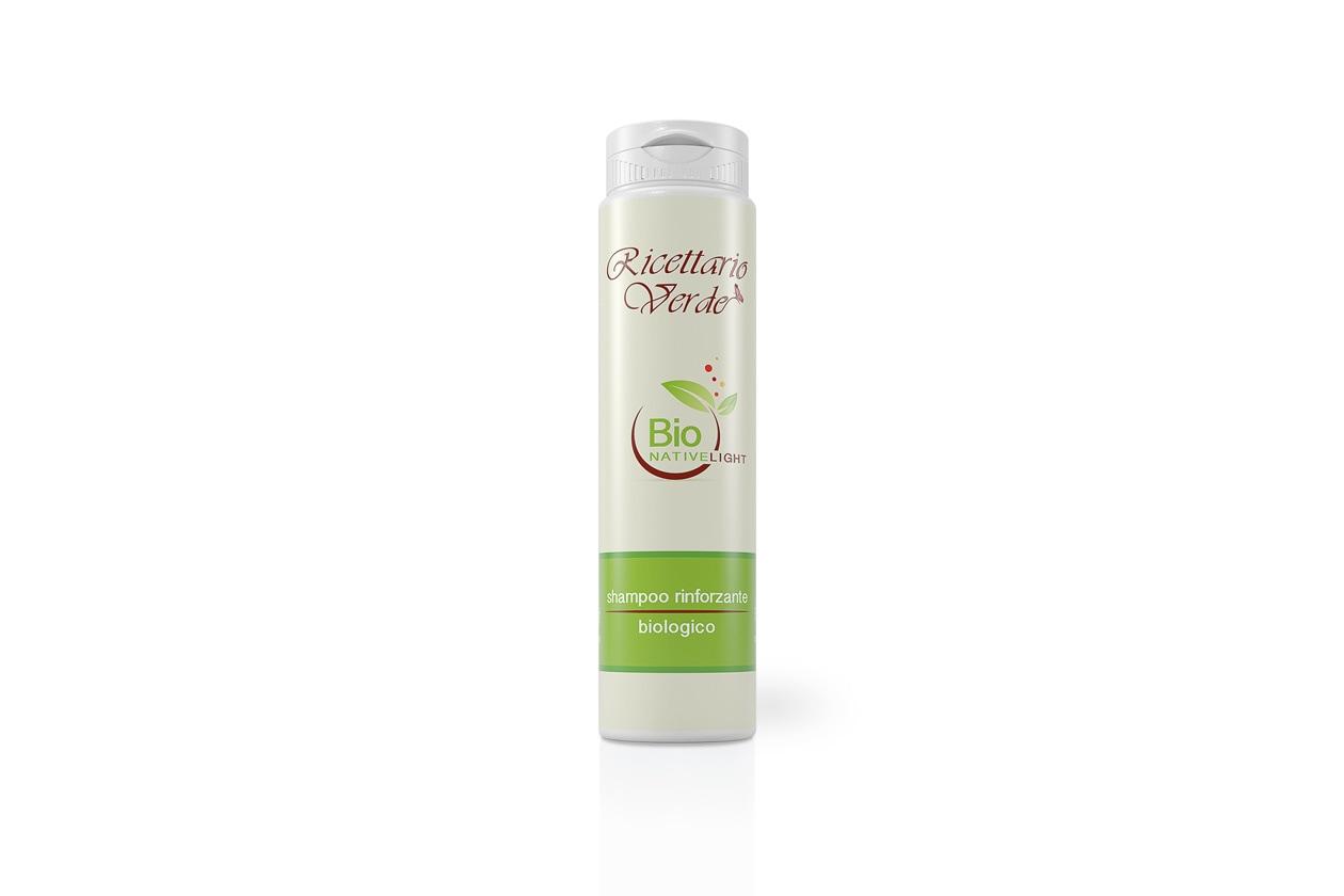 Prodotti per rinforzare i capelli: Bio Native Light Shampoo Rinforzante Biologico di Cosmoderma